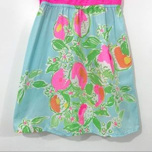Lilly Pulitzer Dresses - Girls Lilly Pulitzer Cold Shoulder Dress